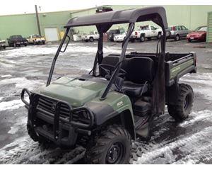 John Deere GATOR XUV 825I Utility Vehicle