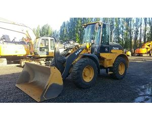 John Deere 344K Wheel Loader