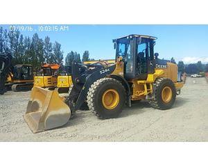 John Deere 524K Wheel Loader