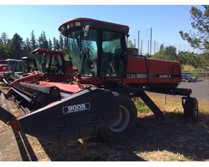 CASE IH8870 Windrower