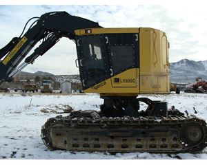 Tigercat LX830C Feller Buncher