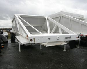 Dragon SBD40 Bottom Dump Semi Trailer