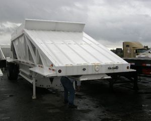 Ranco SBD40 Bottom Dump Semi Trailer