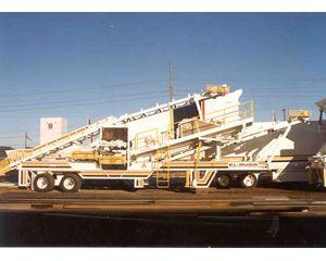 Elrus Screen Plant Aggregate / Mining Equipment