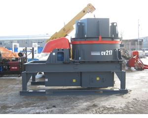 Sandvik CV217 Aggregate / Mining Equipment