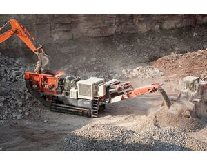Sandvik QI240 Aggregate / Mining Equipment