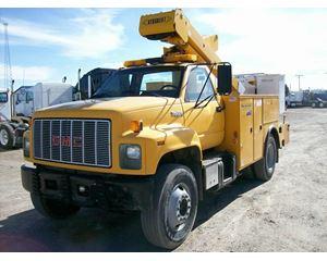 GMC TOPKICK C7500 Bucket / Boom Trucks For Sale | MyLittleSalesman.com