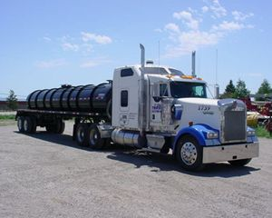Kenworth W900 Conventional Sleeper