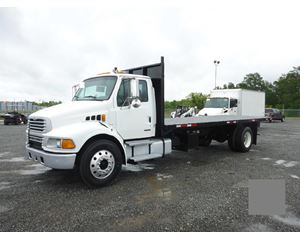 Sterling ACTERRA Flatbed Dump Truck