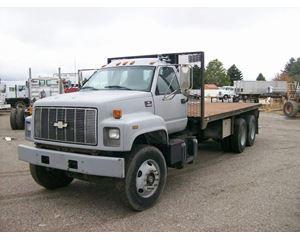 Chevrolet KODIAK C8500 Flatbed Truck