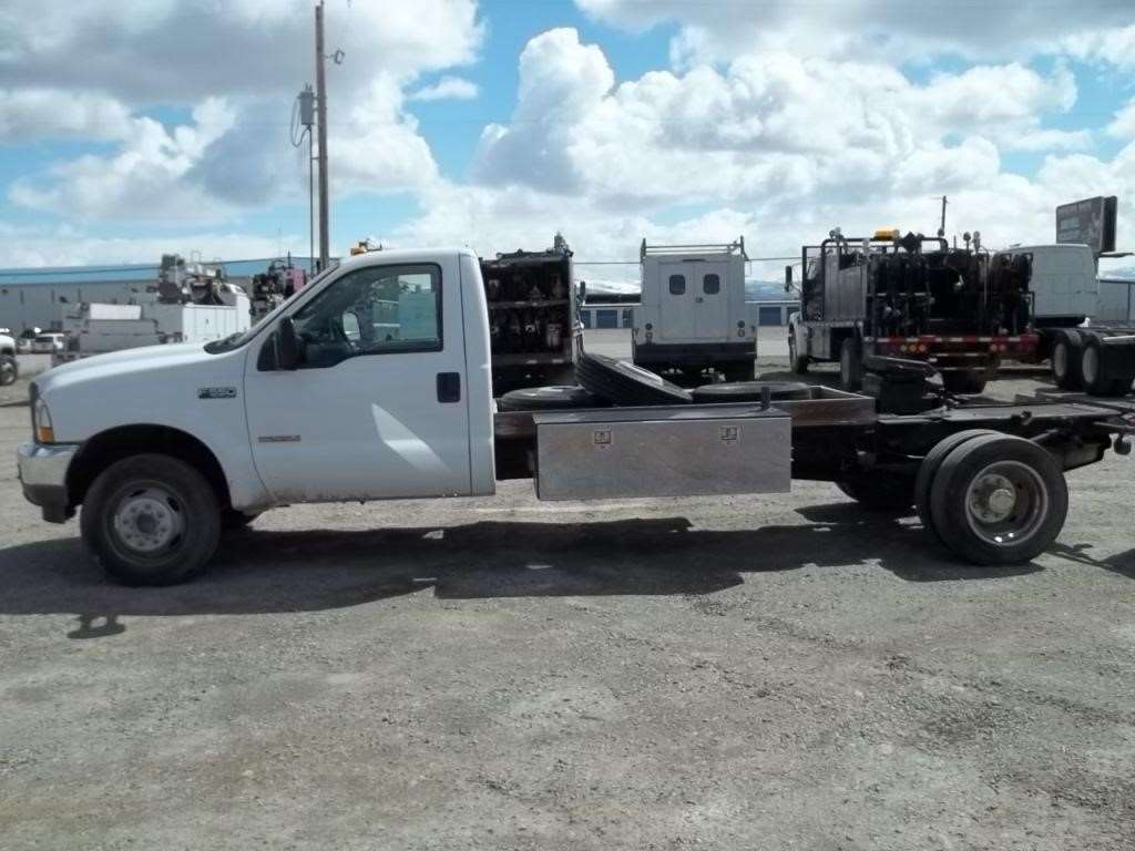 2003 ford f 550 flatbed truck for sale 172 170 miles idaho falls id 3614. Black Bedroom Furniture Sets. Home Design Ideas