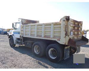 Freightliner FL106 Heavy Duty Dump Truck