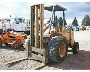 CASE 586D Mast Forklift