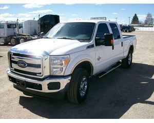 Ford F250 SD LARIAT