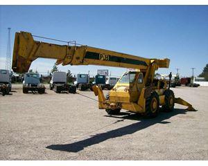 P & H R100 Rough Terrain Cranes