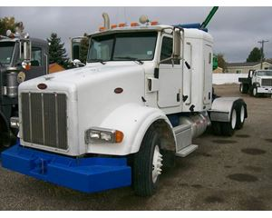Peterbilt 378 Sleeper Truck