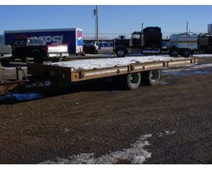 Trail-Eze Tilt Bed Trailer