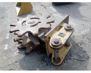 ACTION EQUIPMENT SYSTEMS CW2522 Compaction Wheel