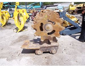 American Compaction Equipment CW3024 Compaction Wheel