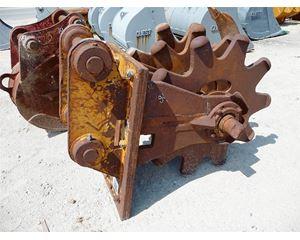Entek WHEELER Compaction Wheel