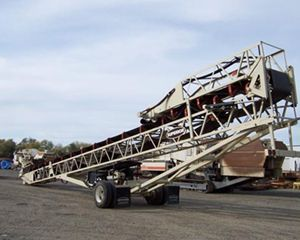 Superior TELESTACKER Conveyors & Stackers