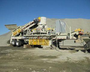 Barmac B7150 Crushing Plant