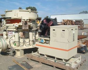 Metso Minerals HP300 Crushing Plant