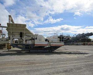 Metso Minerals LT105 Crushing Plant