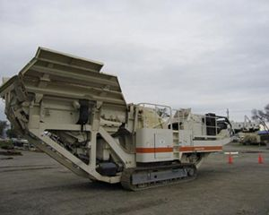 Metso Minerals LT1213 Crushing Plant