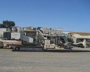 Metso Minerals LT300HP Crushing Plant