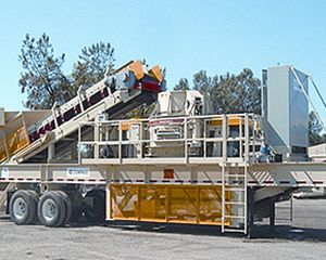 Metso Minerals 7150 Crushing Plant
