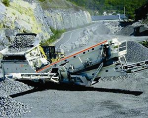 Metso Minerals ST356 Screen