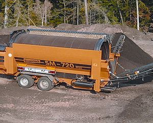 Doppstadt SM-720 Trommel Screen