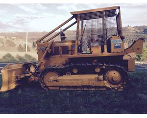 International TD12 Crawler Dozer