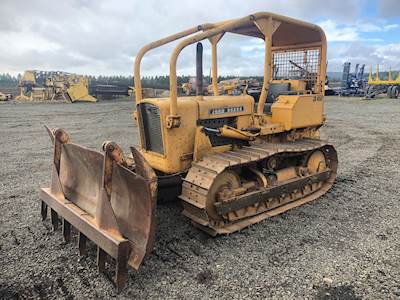 1971 International TD25C Dozer For Sale | Rickreall, OR