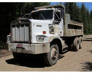 Kenworth C500A Dump Truck