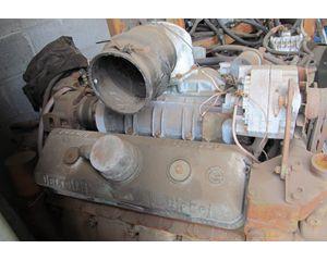 Detroit 8V71 Engine