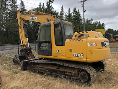 CC Heavy Equipment, Inc  of Rickreall, Oregon