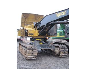 Tigercat LS855C Feller Buncher