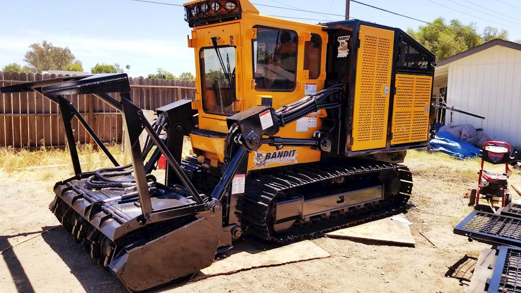 Forestry Mulcher For Sale >> 2013 Bandit 3000t Forestry Mulcher For Sale 900 Hours Rickreall Or 2715 Mylittlesalesman Com