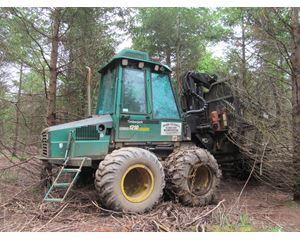 Timberjack 1210 Forwarder