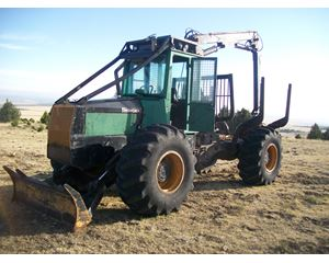 Timberjack 230A Forwarder