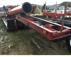 1974 General 60 ton Hydraulic Detach Lowboy Trailer