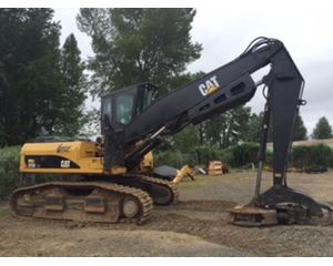 Caterpillar 325D Log Loader