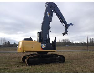 Caterpillar 568 Log Loader
