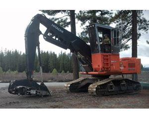 Hitachi 200 Log Loader