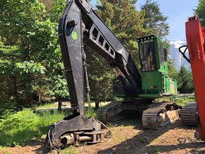 2014 John Deere 2954D Log Loader