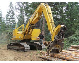 Kobelco 210 Log Loader