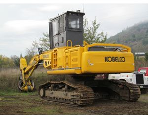 Kobelco 295 Log Loader