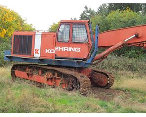 Koehring 466E 6V71 Log Loader